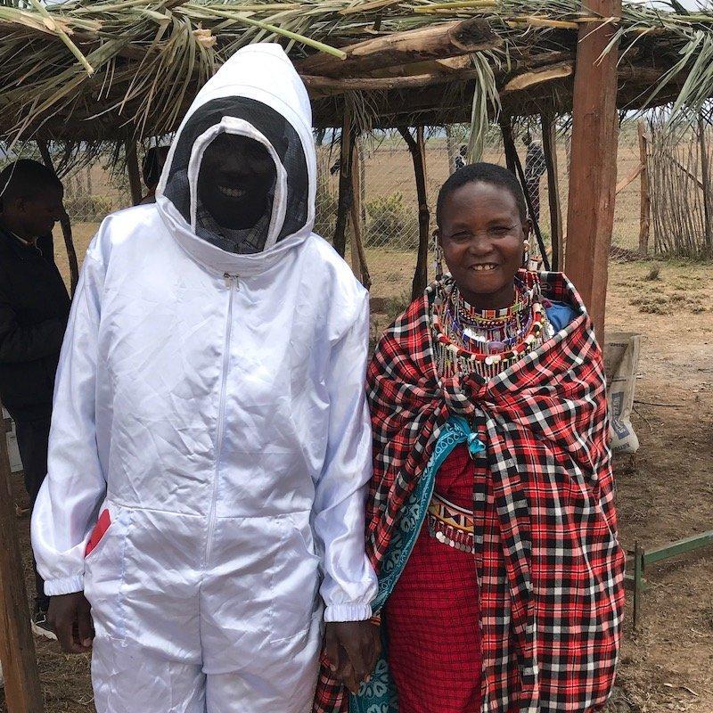 Bee Keeping Ladies —Innov8 Africa